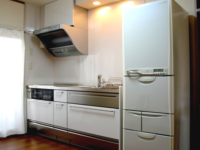 小田桐邸キッチン
