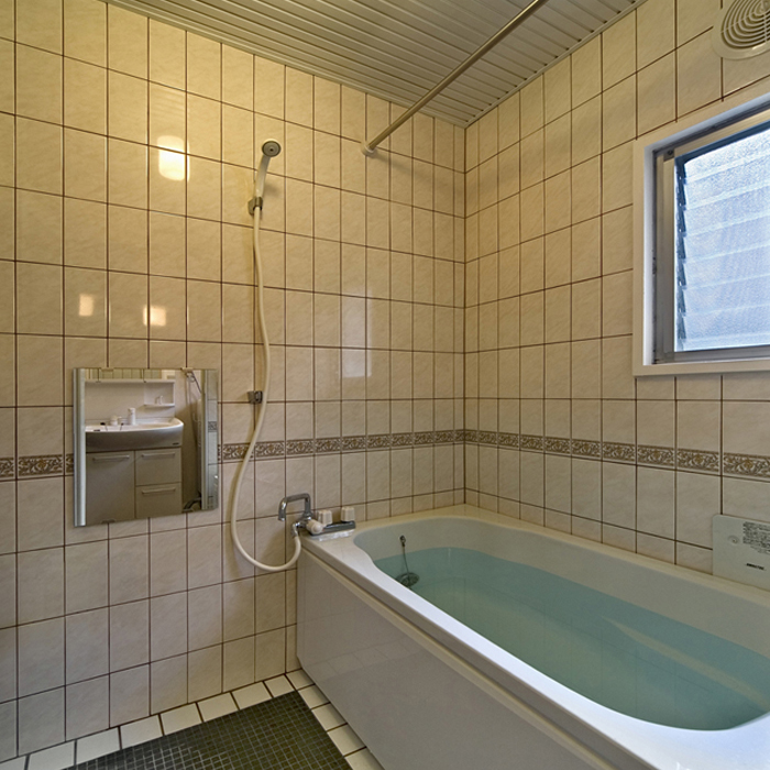熊木邸浴室